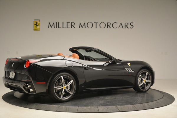 Used 2014 Ferrari California 30 for sale Sold at Bentley Greenwich in Greenwich CT 06830 8