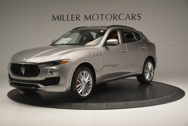 New 2018 Maserati Levante Q4 GranSport for sale Sold at Bentley Greenwich in Greenwich CT 06830 2