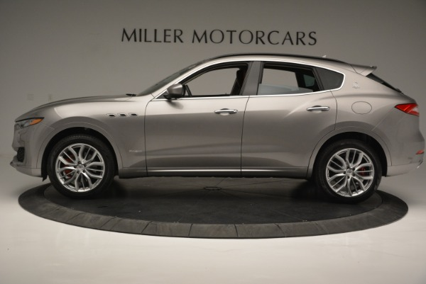 New 2018 Maserati Levante Q4 GranSport for sale Sold at Bentley Greenwich in Greenwich CT 06830 4