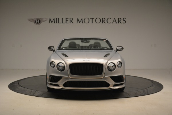 Used 2018 Bentley Continental GT Supersports Convertible for sale Sold at Bentley Greenwich in Greenwich CT 06830 12
