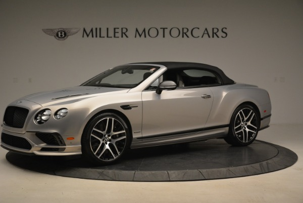 Used 2018 Bentley Continental GT Supersports Convertible for sale Sold at Bentley Greenwich in Greenwich CT 06830 13