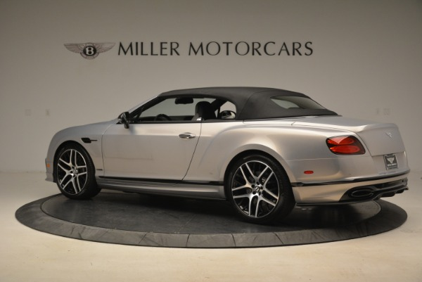 Used 2018 Bentley Continental GT Supersports Convertible for sale Sold at Bentley Greenwich in Greenwich CT 06830 15