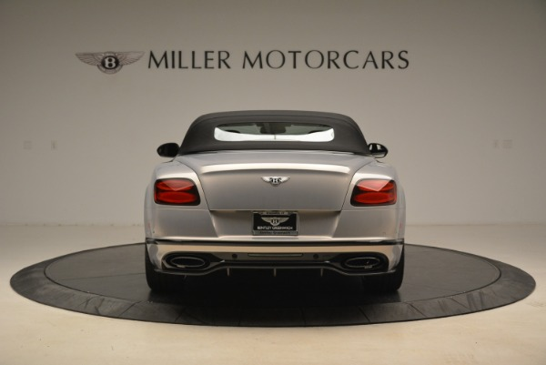 Used 2018 Bentley Continental GT Supersports Convertible for sale Sold at Bentley Greenwich in Greenwich CT 06830 16