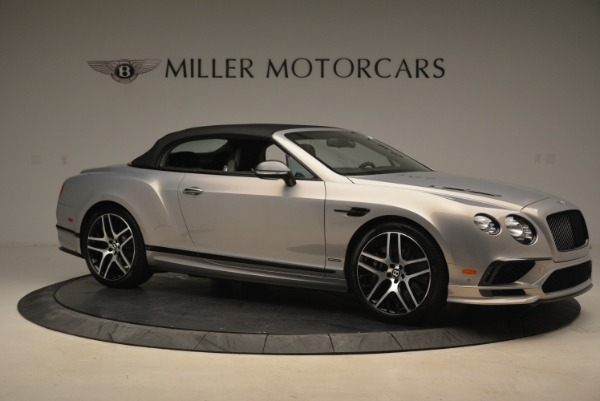 Used 2018 Bentley Continental GT Supersports Convertible for sale Sold at Bentley Greenwich in Greenwich CT 06830 19