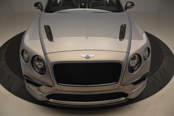Used 2018 Bentley Continental GT Supersports Convertible for sale Sold at Bentley Greenwich in Greenwich CT 06830 20