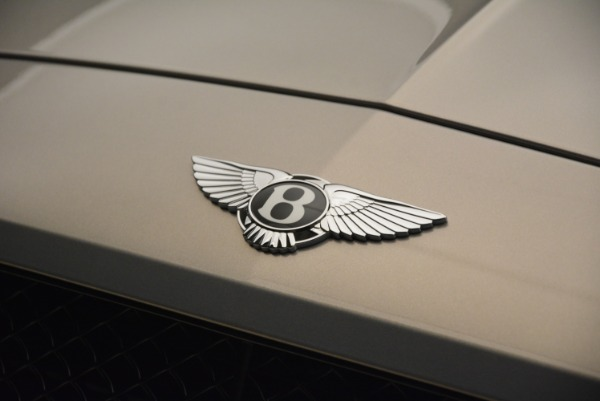 Used 2018 Bentley Continental GT Supersports Convertible for sale Sold at Bentley Greenwich in Greenwich CT 06830 21