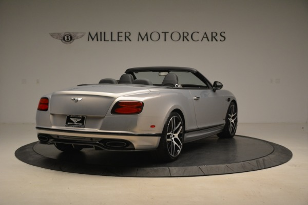 Used 2018 Bentley Continental GT Supersports Convertible for sale Sold at Bentley Greenwich in Greenwich CT 06830 7