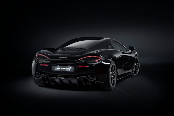 New 2018 MCLAREN 570GT MSO COLLECTION - LIMITED EDITION for sale Sold at Bentley Greenwich in Greenwich CT 06830 2