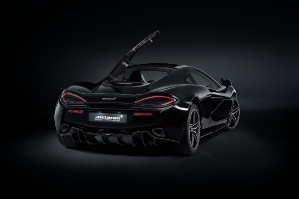 New 2018 MCLAREN 570GT MSO COLLECTION - LIMITED EDITION for sale Sold at Bentley Greenwich in Greenwich CT 06830 3