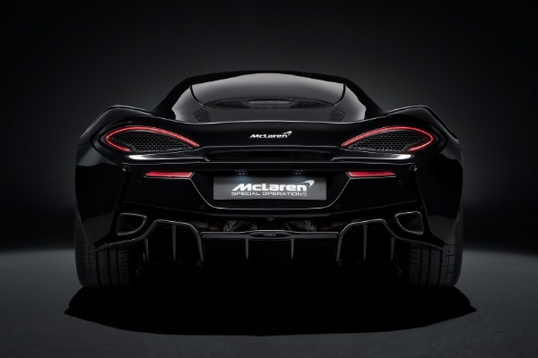 New 2018 MCLAREN 570GT MSO COLLECTION - LIMITED EDITION for sale Sold at Bentley Greenwich in Greenwich CT 06830 4