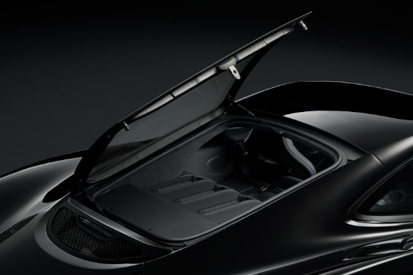 New 2018 MCLAREN 570GT MSO COLLECTION - LIMITED EDITION for sale Sold at Bentley Greenwich in Greenwich CT 06830 6