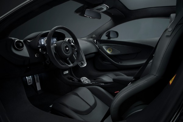New 2018 MCLAREN 570GT MSO COLLECTION - LIMITED EDITION for sale Sold at Bentley Greenwich in Greenwich CT 06830 7