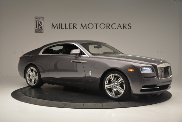 Used 2016 Rolls-Royce Wraith for sale Sold at Bentley Greenwich in Greenwich CT 06830 10