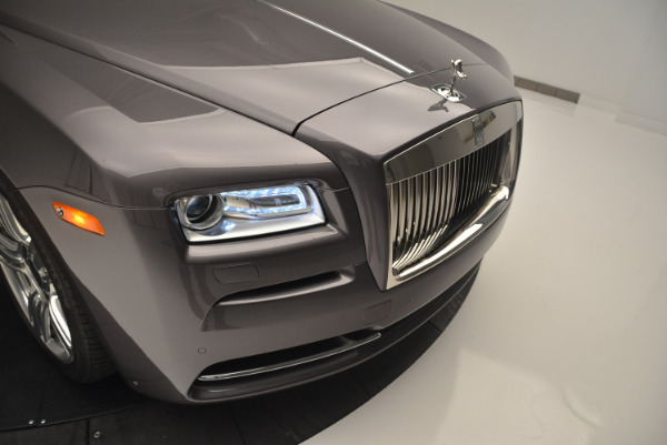 Used 2016 Rolls-Royce Wraith for sale Sold at Bentley Greenwich in Greenwich CT 06830 14