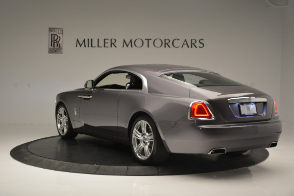 Used 2016 Rolls-Royce Wraith for sale Sold at Bentley Greenwich in Greenwich CT 06830 5