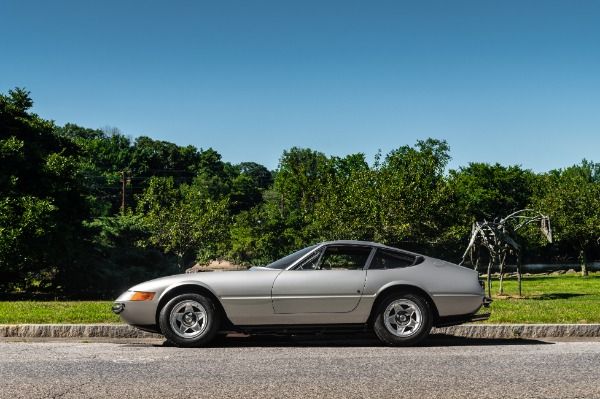 Used 1971 Ferrari 365 GTB/4 Daytona for sale Sold at Bentley Greenwich in Greenwich CT 06830 2