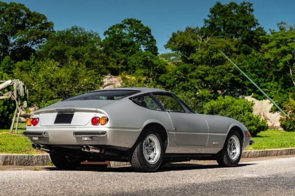 Used 1971 Ferrari 365 GTB/4 Daytona for sale Sold at Bentley Greenwich in Greenwich CT 06830 3