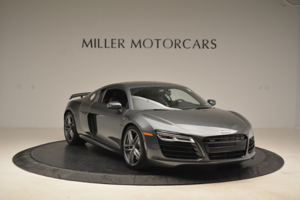 Used 2014 Audi R8 5.2 quattro for sale Sold at Bentley Greenwich in Greenwich CT 06830 11