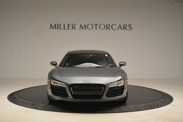 Used 2014 Audi R8 5.2 quattro for sale Sold at Bentley Greenwich in Greenwich CT 06830 12