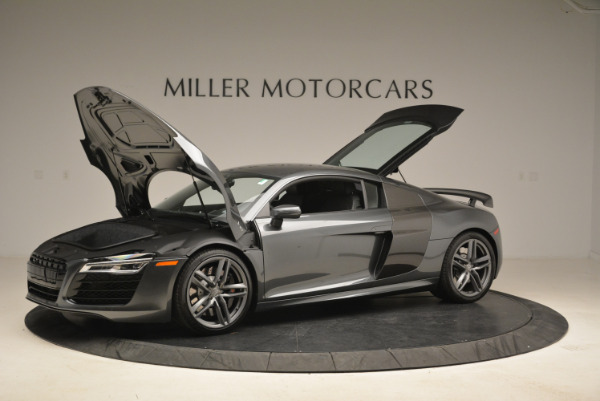 Used 2014 Audi R8 5.2 quattro for sale Sold at Bentley Greenwich in Greenwich CT 06830 13
