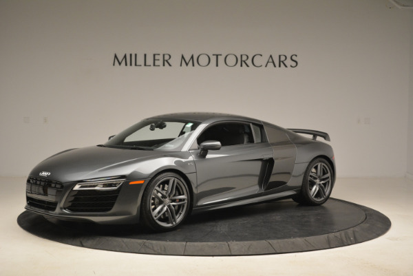 Used 2014 Audi R8 5.2 quattro for sale Sold at Bentley Greenwich in Greenwich CT 06830 2