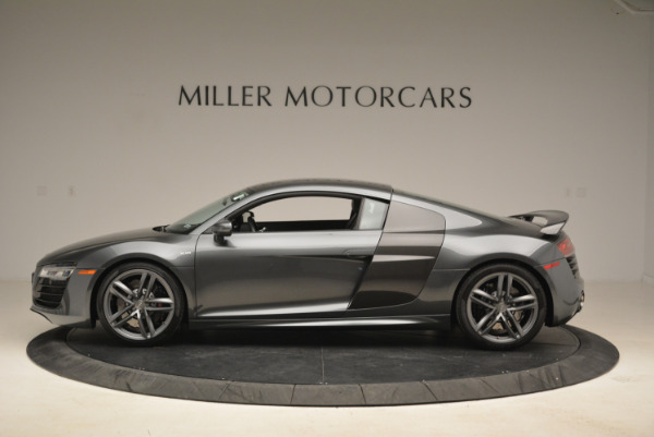 Used 2014 Audi R8 5.2 quattro for sale Sold at Bentley Greenwich in Greenwich CT 06830 3