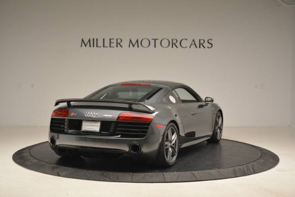 Used 2014 Audi R8 5.2 quattro for sale Sold at Bentley Greenwich in Greenwich CT 06830 7