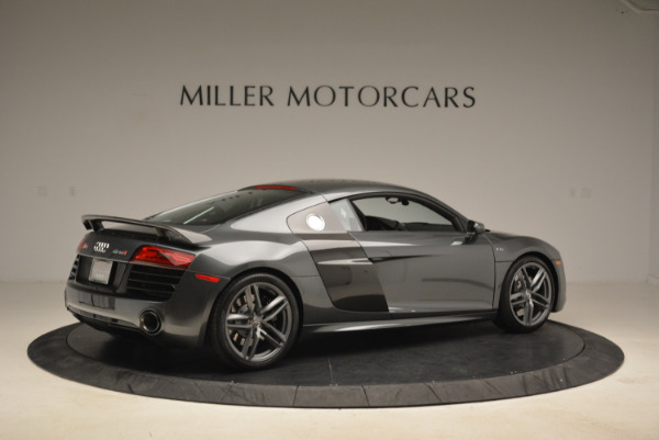 Used 2014 Audi R8 5.2 quattro for sale Sold at Bentley Greenwich in Greenwich CT 06830 8