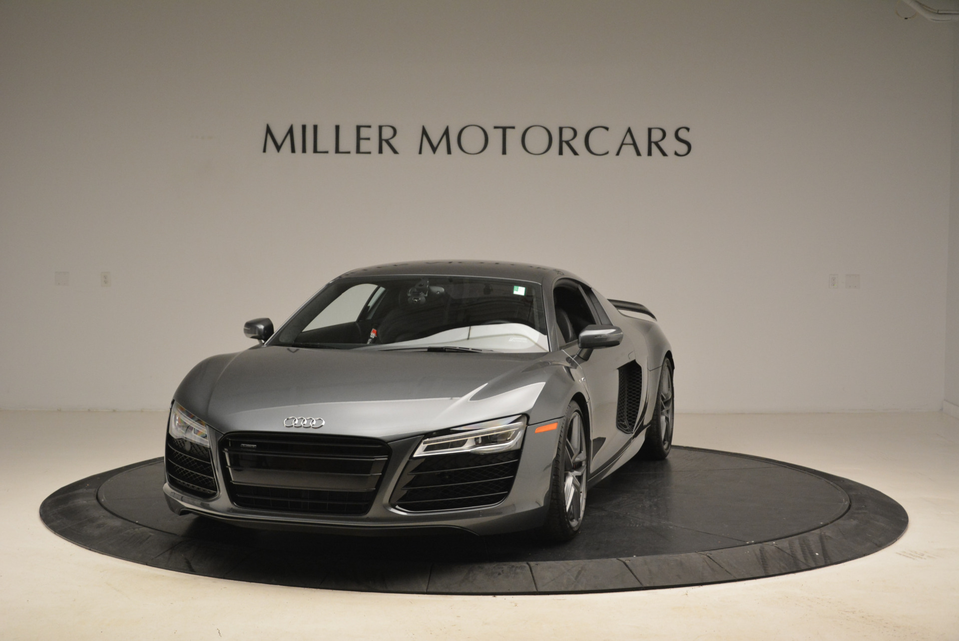 Used 2014 Audi R8 5.2 quattro for sale Sold at Bentley Greenwich in Greenwich CT 06830 1