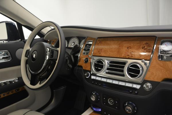 New 2016 Rolls-Royce Wraith for sale Sold at Bentley Greenwich in Greenwich CT 06830 20