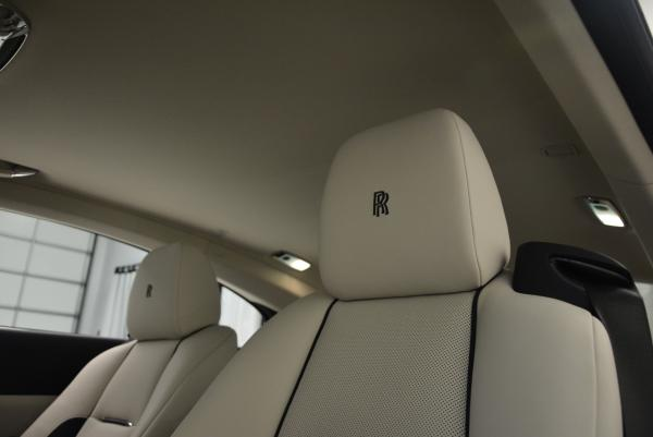 New 2016 Rolls-Royce Wraith for sale Sold at Bentley Greenwich in Greenwich CT 06830 28
