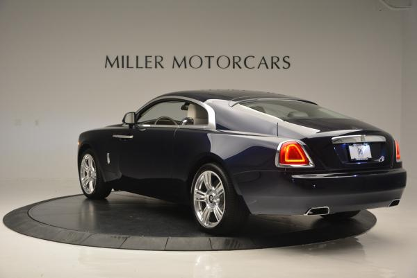 New 2016 Rolls-Royce Wraith for sale Sold at Bentley Greenwich in Greenwich CT 06830 5