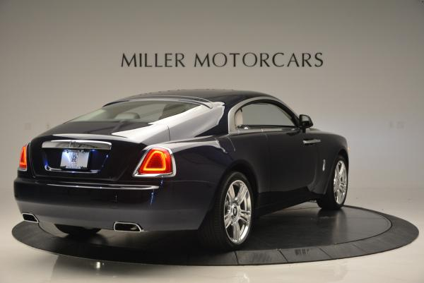 New 2016 Rolls-Royce Wraith for sale Sold at Bentley Greenwich in Greenwich CT 06830 7