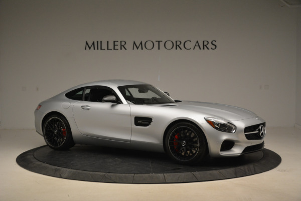 Used 2016 Mercedes-Benz AMG GT S for sale Sold at Bentley Greenwich in Greenwich CT 06830 10