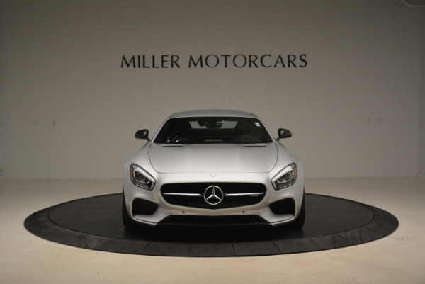 Used 2016 Mercedes-Benz AMG GT S for sale Sold at Bentley Greenwich in Greenwich CT 06830 12
