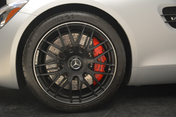 Used 2016 Mercedes-Benz AMG GT S for sale Sold at Bentley Greenwich in Greenwich CT 06830 13