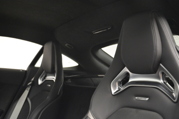 Used 2016 Mercedes-Benz AMG GT S for sale Sold at Bentley Greenwich in Greenwich CT 06830 15