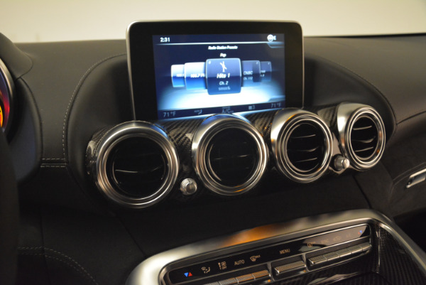 Used 2016 Mercedes-Benz AMG GT S for sale Sold at Bentley Greenwich in Greenwich CT 06830 16