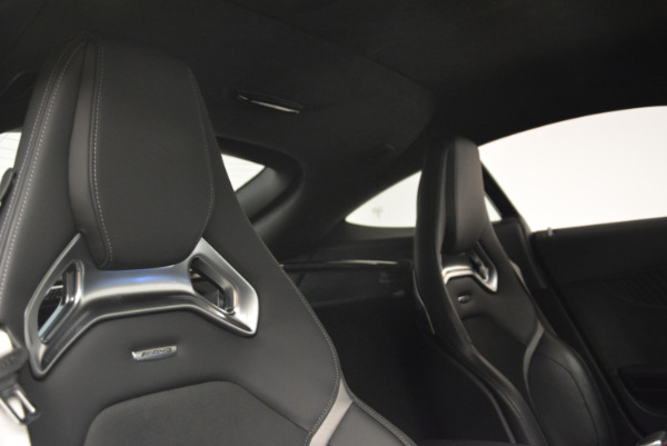 Used 2016 Mercedes-Benz AMG GT S for sale Sold at Bentley Greenwich in Greenwich CT 06830 18