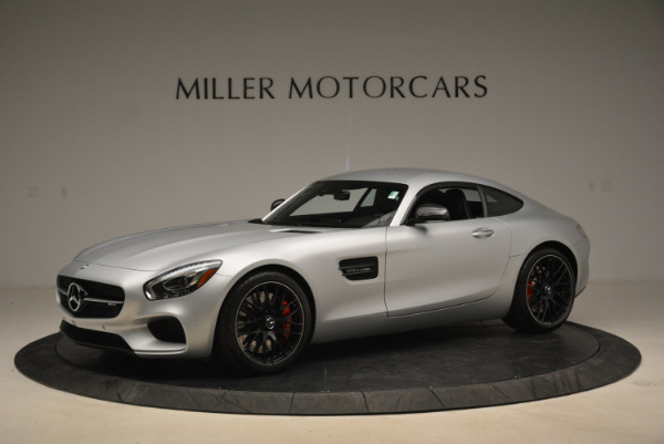 Used 2016 Mercedes-Benz AMG GT S for sale Sold at Bentley Greenwich in Greenwich CT 06830 2