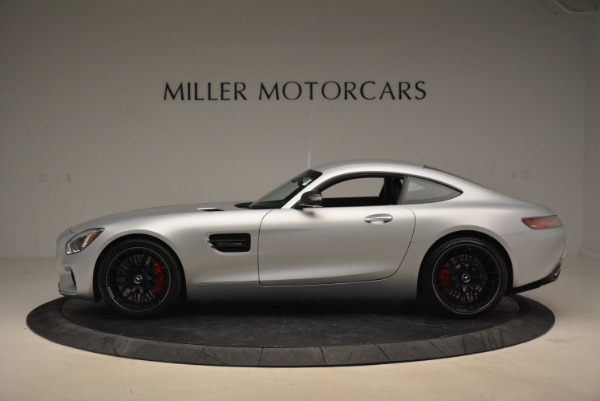 Used 2016 Mercedes-Benz AMG GT S for sale Sold at Bentley Greenwich in Greenwich CT 06830 3