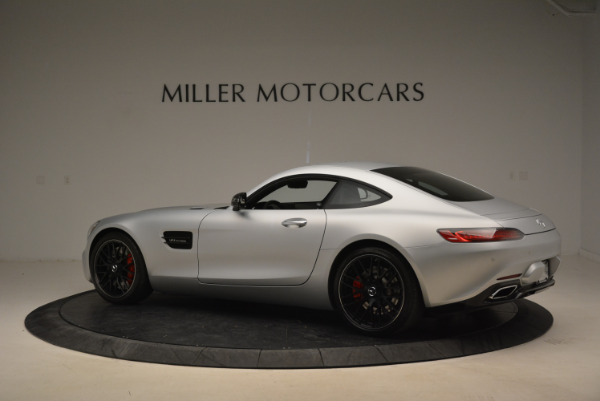 Used 2016 Mercedes-Benz AMG GT S for sale Sold at Bentley Greenwich in Greenwich CT 06830 4