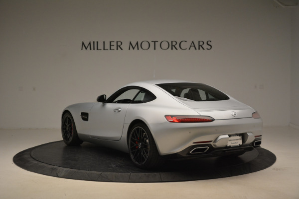 Used 2016 Mercedes-Benz AMG GT S for sale Sold at Bentley Greenwich in Greenwich CT 06830 5