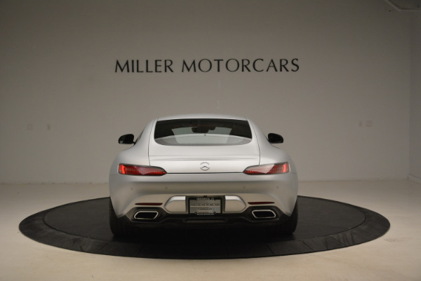 Used 2016 Mercedes-Benz AMG GT S for sale Sold at Bentley Greenwich in Greenwich CT 06830 6