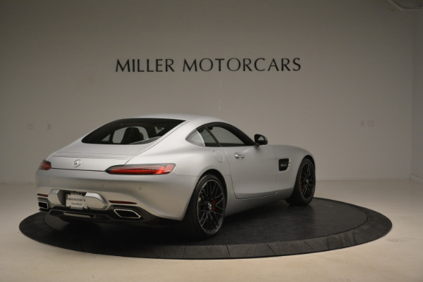 Used 2016 Mercedes-Benz AMG GT S for sale Sold at Bentley Greenwich in Greenwich CT 06830 7