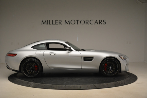 Used 2016 Mercedes-Benz AMG GT S for sale Sold at Bentley Greenwich in Greenwich CT 06830 9