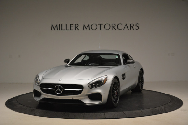 Used 2016 Mercedes-Benz AMG GT S for sale Sold at Bentley Greenwich in Greenwich CT 06830 1