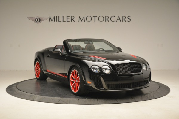 Used 2013 Bentley Continental GT Supersports Convertible ISR for sale Sold at Bentley Greenwich in Greenwich CT 06830 11