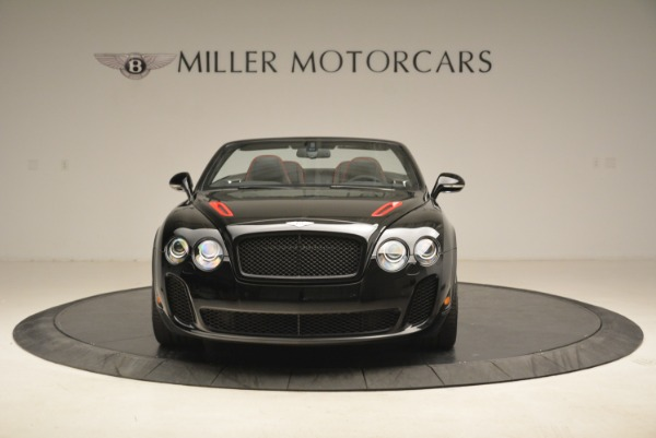 Used 2013 Bentley Continental GT Supersports Convertible ISR for sale Sold at Bentley Greenwich in Greenwich CT 06830 12