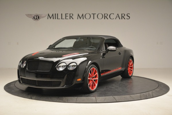 Used 2013 Bentley Continental GT Supersports Convertible ISR for sale Sold at Bentley Greenwich in Greenwich CT 06830 14